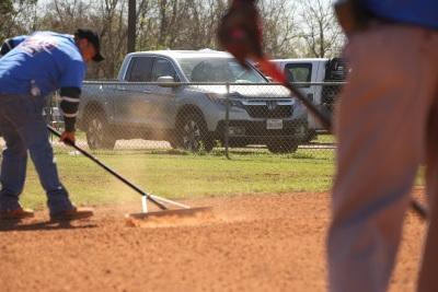 Honda Ridgeline Field Restoration In Houston Enables Little Leaguers® To Take The Field