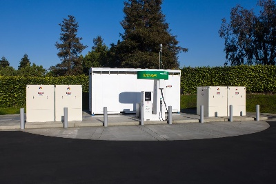 HONDA R&D INSTALLS ADVANCED FAST-FILL HYDROGEN REFUELING STATION