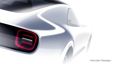 All-New Honda Sports EV Unveiled At Tokyo Motor Show