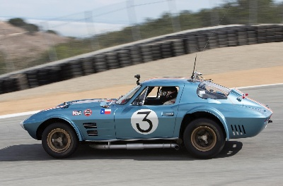 Horsepower Meets Brainpower at the Rolex Monterey Motorsports Reunion