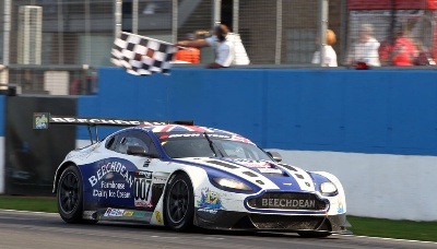 Howard Wins British GT Title With Aston Martin