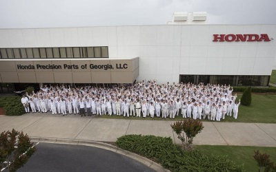 Honda Invests Nearly $150 Million To Begin U.S. Production Of New 10-Speed Transmission
