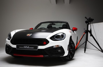 HUNGER MAGAZINE AND RANKIN PRESENT 'ABARTH: A DIFFERENT POINT OF VIEW'
