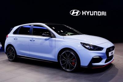 Public Debut For Three Models At Home Motor Show: Hyundai Motor At The 2017 Iaa