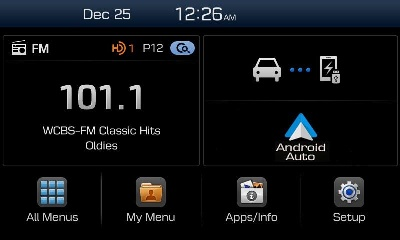 HYUNDAI TO DEBUT DISPLAY AUDIO SYSTEM AT 2015 CONSUMER ELECTRONICS SHOW