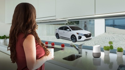 Hyundai Announces Blue Link Agent For The Google Assistant