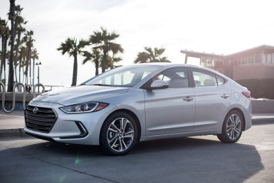 Hyundai Elantra Named Best Car For Teens By U.S. News & World Report