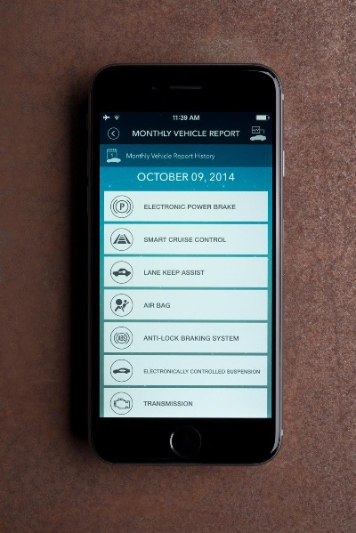 HYUNDAI LAUNCHES GENESIS INTELLIGENT ASSISTANT, BLUE LINK 3.0 MOBILE APP
