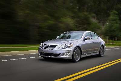 HYUNDAI GENESIS LEADS CATEGORY IN STRATEGIC VISION'S 2013 TOTAL QUALITY INDEX