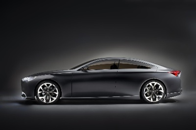 HYUNDAI HCD-14 GENESIS CONCEPT NAMED 2013 CONCEPT CAR OF THE YEAR