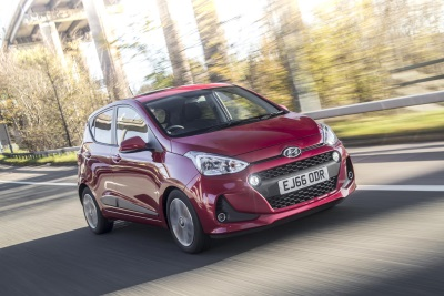 THE BEST THINGS COME IN SMALL PACKAGES - NEW HYUNDAI i10 WINS BEST CITY CAR AT 2017 WHAT CAR? AWARDS