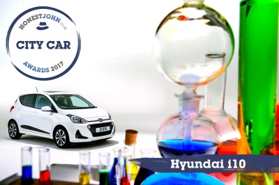 The Multi-Award Winning Hyundai i10 Defends Most Popular City Car Title At The 2017 Honest John Awards