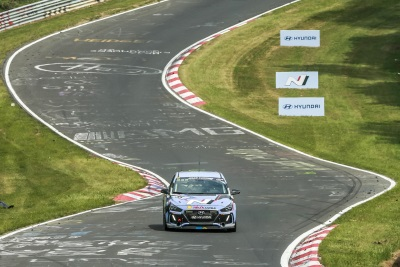 Mission Accomplished Two Hyundai I30 N Models Completed The Nürburgring 24-Hours Race