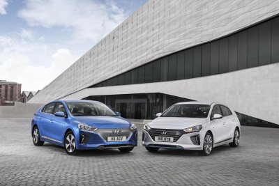 Hyundai Ioniq Named 'Best Green Technology' In Top Fleet Awards