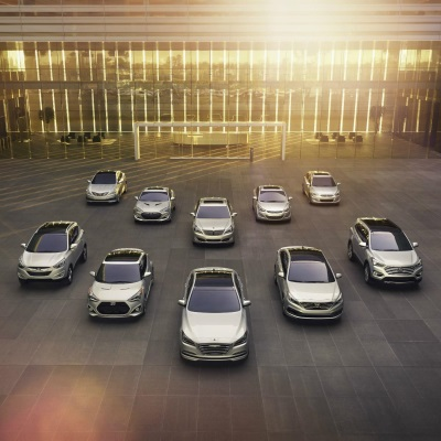 Hyundai Remains No. 1 Automaker In Brand Keys Customer Loyalty Engagement Index