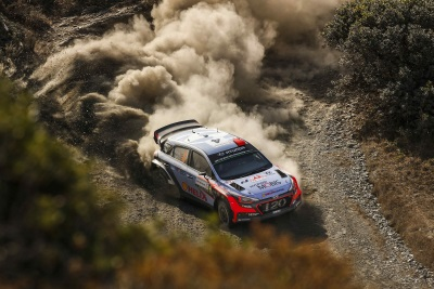 HYUNDAI MOTORSPORT SCORES VICTORY AS THIERRY NEUVILLE SHOOTS THE WINNER IN WRC RALLY ITALIA