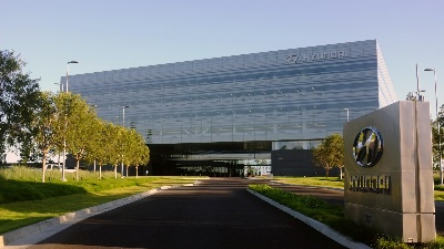 HYUNDAI EARNS REMMY AWARD FOR ALL-NEW AMERICAN HEADQUARTERS