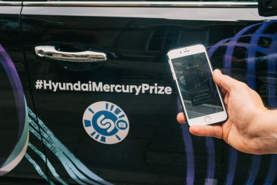 Hyundai Returns As Title Sponsor Of The Mercury Prize With Giveaway Of The UK's First All-New Kona SUV