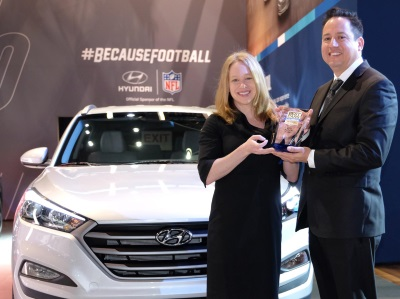 HYUNDAI TUCSON NAMED BEST COMPACT SUV FOR THE MONEY BY U.S. NEWS & WORLD REPORT