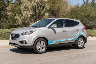 HYUNDAI TUCSON FUEL CELL DRIVERS ACCUMULATE MORE THAN ONE AND ONE-HALF MILLION ZERO-EMISSION MILES