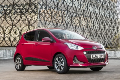 HYUNDAI MOTOR UK REVEALS FULL PRICING AND SPECIFICATION OF THE NEW i10