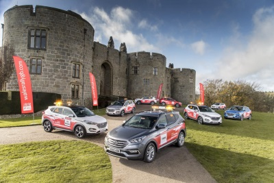 HYUNDAI MOTOR UK IS OFFICIAL CAR PARTNER TO WALES RALLY GB FOR THIRD YEAR RUNNING