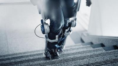 Hyundai Motor Showcases Advanced Wearable Robots At Geneva Motor Show