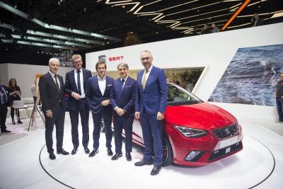 The New Ibiza Makes Its Public Debut In Geneva, After Another Month Of Successful Sales At Seat