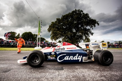 Ignition Festival Gathers The Greatest Collection Of Formula One Cars Ever To Be Seen In Scotland