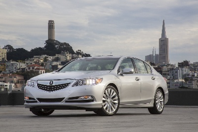 Ten-City Acura 'Style Tour' Pairs 2014 Acura Rlx Flagship Luxury Sedan With Local Fashion Designers
