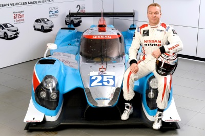 IMOLA THE NEXT STOP ON THE 'ROAD TO LE MANS' FOR SIR CHRIS HOY