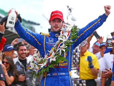 INDY 500 WINNER ROSSI TO SUPPORT MAKE-A-WISH® AT UPCOMING GOLDEN GATE FERRARI FESTIVAL IN SAN FRANCISCO