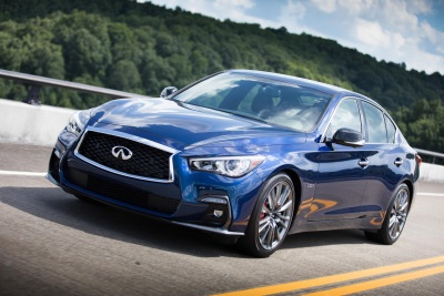 Infiniti Announces U.S. Pricing For 2018 Q50 Sports Sedan