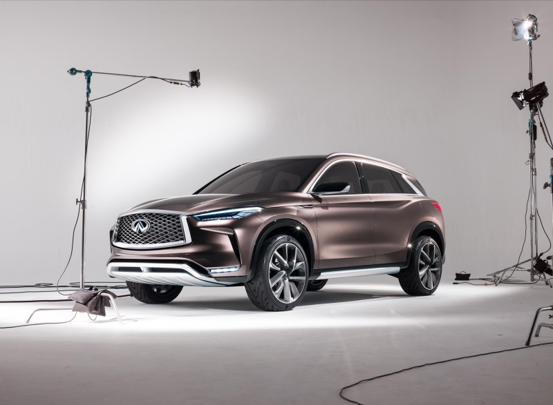INFINITI ACCELERATES TO NEW GLOBAL SALES HEIGHTS