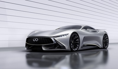 INFINITI CONCEPT VISION GRAN TURISMO LAUNCHES IN GRAN TURISMO®6 ON THE PLAYSTATION®3 SYSTEM