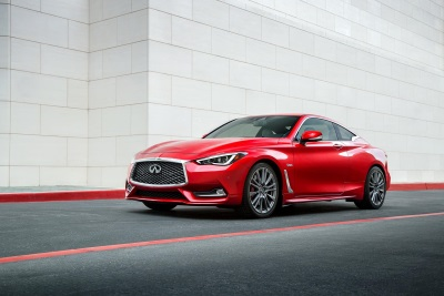INFINITI TO LAUNCH ALL-NEW CONNECTED SERVICES WITH Q60 SPORTS COUPE