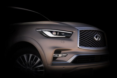 Infiniti To Have Commanding Presence At Dubai International Motor Show
