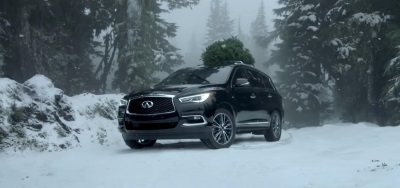 INFINITI ENCOURAGES DRIVERS TO START A NEW TRADITION THIS HOLIDAY SEASON