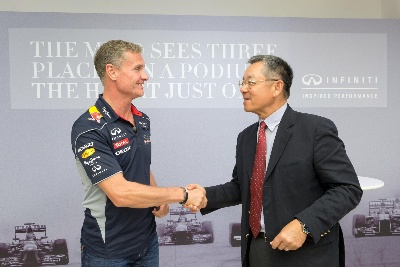 INFINITI PARTNERS WITH HONG KONG UNIVERSITY OF SCIENCE AND TECHNOLOGY FOR FORMULA ONE ENGINEERING ACADEMY INITIATIVE