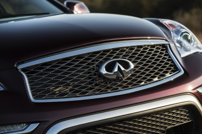 INFINITI REPORTS U.S. SALES FOR MARCH 2016