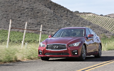 INFINITI REPORTS U.S. SALES FOR MARCH 2014