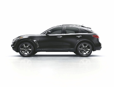 INFINITI ANNOUNCES US PRICING FOR 2015 QX70 LUXURY SUV AND 2015