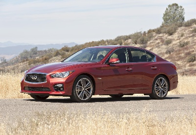 Infiniti Q50'S Direct Adaptive Steering™ Selected As A Popular Science '2013 Best Of What'S New' Grand Award Winner