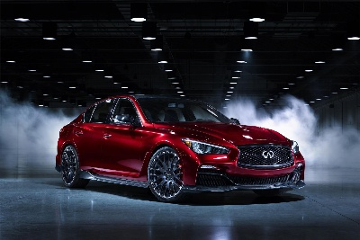 INFINITI BRINGS 560HP Q50 EAU ROUGE PROTOTYPE TO LIFE
