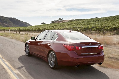 2014 INFINITI Q50 RECEIVES FIVE-STAR OVERALL SAFETY RATING FROM NATIONAL HIGHWAY TRAFFIC SAFETY ADMINISTRATION