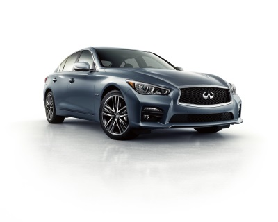 INFINITI Q50 SPORT SEDAN RECOGNIZED WITH RITVO DESIGN & ELEGANCE AWARD BY NEW ENGLAND MOTOR PRESS ASSOCIATION