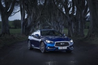 Prestigious Design Prize For Infiniti Q60