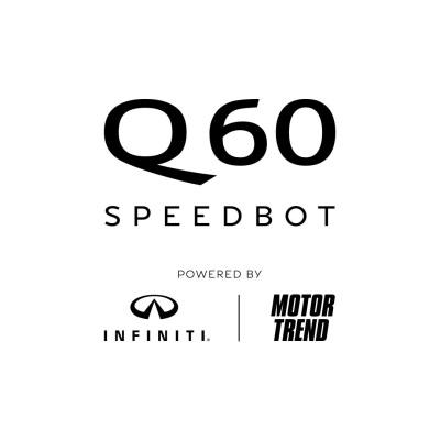Infiniti And Motor Trend Launch Q60 Speedbot