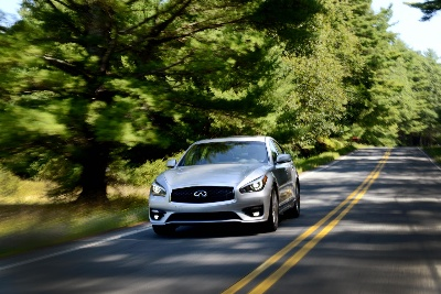 INFINITI Q70 SECURES 'GOOD' RATING AND 2014 TOP SAFETY PICK+ AWARD FROM INSURANCE INSTITUTE FOR HIGHWAY SAFETY