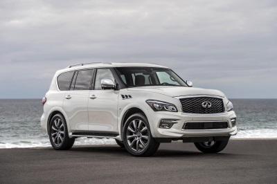 Infiniti Announces Pricing For New QX80 Signature Edition